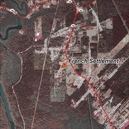 French Settlement Louisiana Department Of Environmental