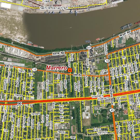 Marrero Louisiana Department Of Environmental Quality